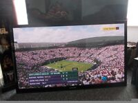 SAMSUNG 51in+43in PLASMA HD READY TV,S .WITH WALL MOUNTS, NO STANDS ,SEE FULL ADVERT. £200+160.
