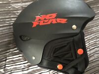 Ski of snow board helmet