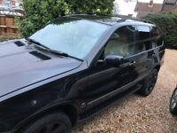 BMW X5 3.0D semi-Auto 2001