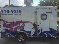 BE YOUR OWN BOSS! Food truck for sale!