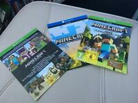 Minecraft for Xbox and windows 10 with extras - £15