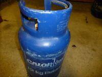 Gas Bottle 12 kg + 15 kg