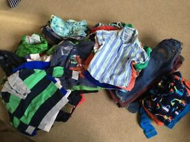 Boys clothes bundle aged 3-4