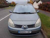 2005 Renault Grand Scenic 1.9 DCI (7 SEATER)
