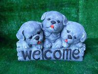 concrete dog & other garden ornaments cats windmills bird baths benches statues lorries