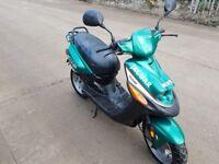 100cc moped
