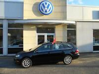 2014 Volkswagen Golf Wagon TDI Comfortline