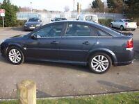 Vauxhall Vectra 1.8 VVT SRI 2007