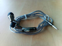 Lovely Me L-23 Stereo Headset Braided Wire