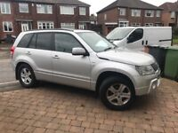 Suzuki Grand Vitara. Great condition family sized 4x4. 12months MOT and recently serviced.