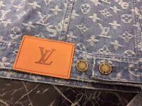 LV x Supreme jacket