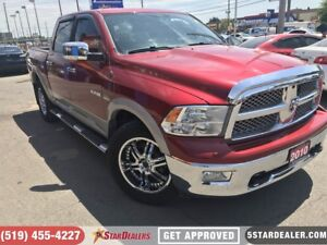 2010 Dodge Ram 1500 Laramie | HEMI | 4X4 | LEATHER