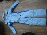 Trespass one piece ladies' ski suit, size medium . 8/10/12