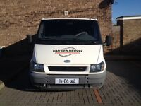 Ford transit left hand drive 2003 model