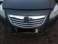VAUXHALL INSIGNIA 2.0 DIESEL 2011 BREAKING FOR PARTS SPARES AND REPAIRS