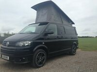 VW Transporter 102PS, 2011 4 Berth fully loaded Campervan (New conversion)