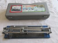 'TILE LINE TOOLS' FLOOR AND WALL CERAMIC TILE CUTTER