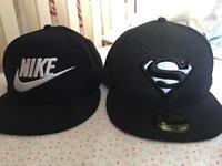 Nike Snap Back Superman NY cap Size 7 3/8. Baseball cap. New Era