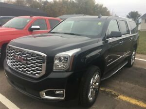 2017 GMC Yukon XL Denali, Leather, DVD Save Over $15,500 Off