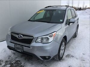 2016 Subaru Forester Conv. pkg  / winter    tires