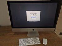 "Apple iMac 27"" Late-2014 5k Retina 1.12TB Fusion Drive 8GB RAM Immaculate"