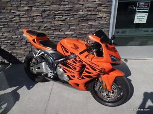 2006 Honda CBR600RR Tribal Orange