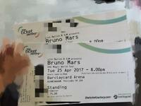 Bruno Mars, 25 April, Birmingham, 24K Magic world tour