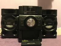 Sony HCD-EC69i Hi-Fi