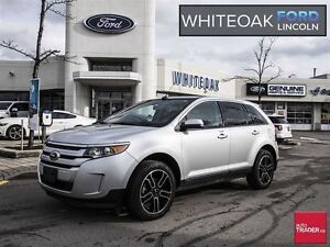2014 Ford Edge SEL, Canadain touring pack, appearance pack, navi
