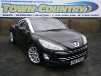 ***2011 Peugeot RCZ SPORT HDI **FULL SERVICE HISTORY**DEMO + 1 OWNER**( coupe sport )