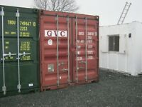 20ft x 8ft Used Shipping Container's For Sale VIEW & PICK AT YOUR LEISURE portable cabin shed