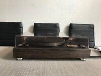 Vintage TRIO KD1033 turntable