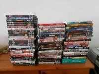 96 dvd's