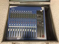 Yamaha Mixing desk in good condition with flight case