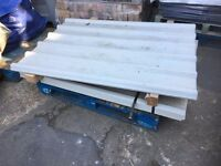 "43"" X 59"" Roofsheets (£5 Each)"