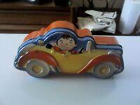 noddy tin car from bonbon
