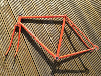 Vintage MONDIA bike frame 56cm