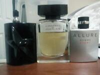 Men's colognes lot