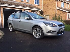 Ford Focus Titanium * Full Ford history * Many factory extras