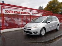 *CITROEN C4 PICASSO 2.0 HDI*7 SEATS*AUTOMATIC*TIPTRONIC*EXCELLENT CONDITION*SERVICE HISTORY*£3995*