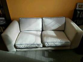 Two seater sofa, good condition