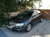 VW Passat '07 plate (non runner)