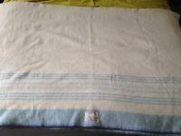 Vintage/Antique Wool Blanket