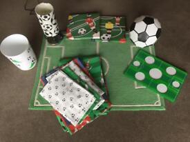 Football Bedroom Set