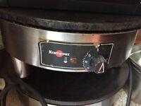 Crepe maker krampouz