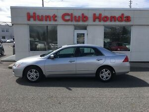 2007 Honda Accord Sdn EX-L at w Navi