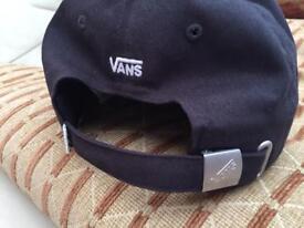 Vans Baseball Cap. Near New.