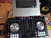 Pioneer DDJ SX2 Controller + Mackie Thump 1000W Speaker (VGC) *** Reduced ***
