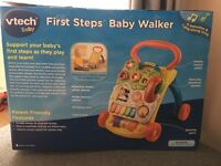 first steps baby walker
