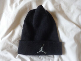 Air Jordan Beanie Wooly Hat - Size L - Unworn [Free 1st class postage within UK]....